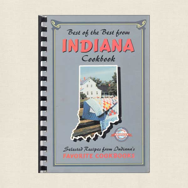 Best of the Best from Indiana Cookbook