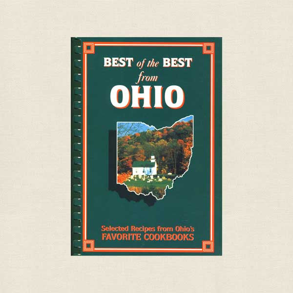 Best of the Best From Ohio Cookbook