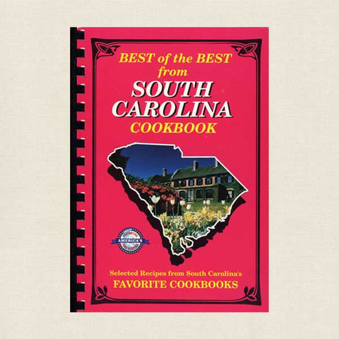 Best of the Best from South Carolina Cookbook