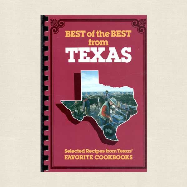 Best of the Best From Texas Cookbook