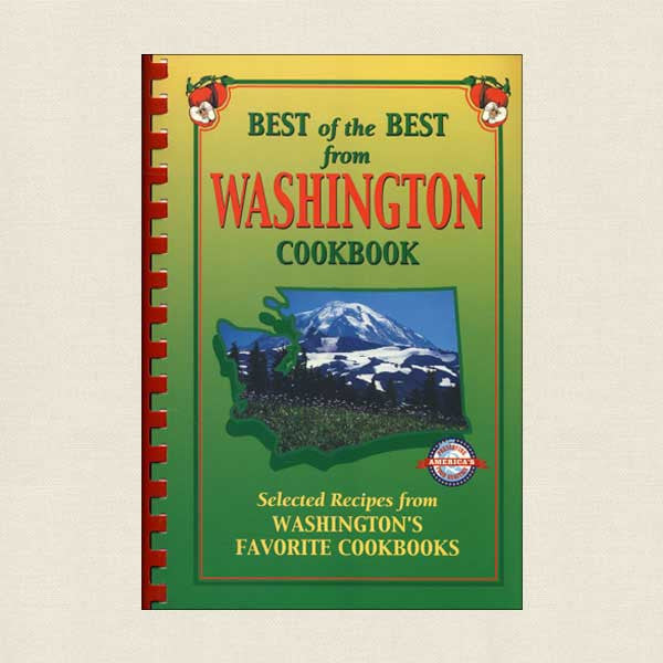 Best of the Best From Washington Cookbook