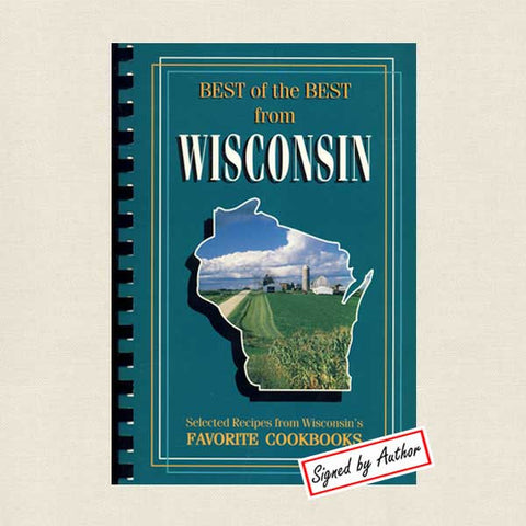 Best of te Best From Wisconsin Cookbook