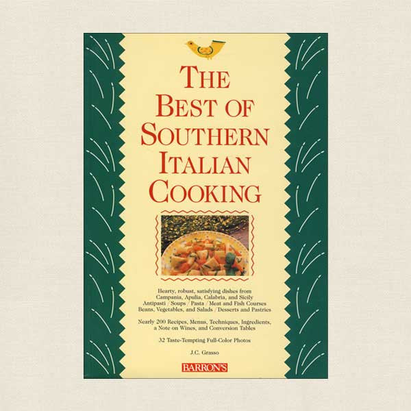 Best Southern Italian Cooking Cookbook