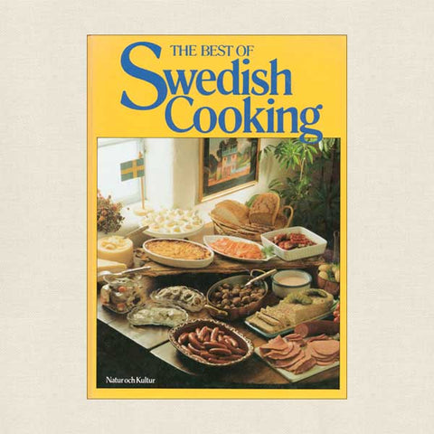 Best of Swedish Cooking