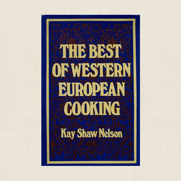 The Best of Western European Cooking