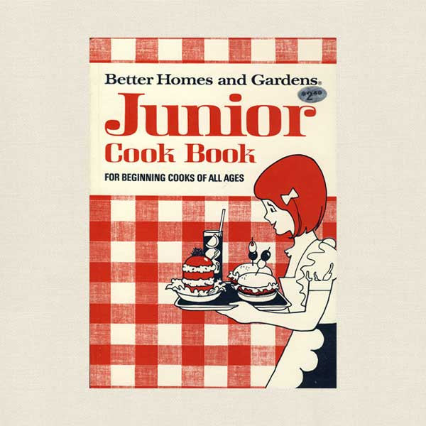 Better Homes and Gardens Junior Cookbook