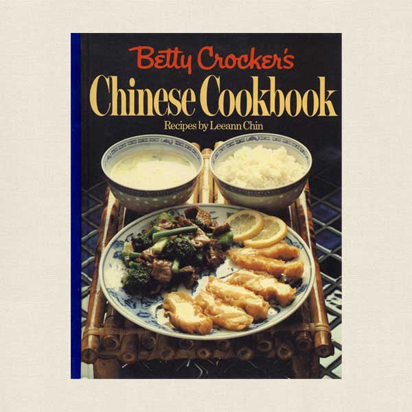 Betty Crocker's Chinese Cookbook