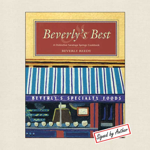 Beverly's Best Saratoga Springs - SIGNED