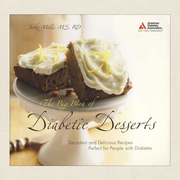 Big Book of Diabetic Desserts