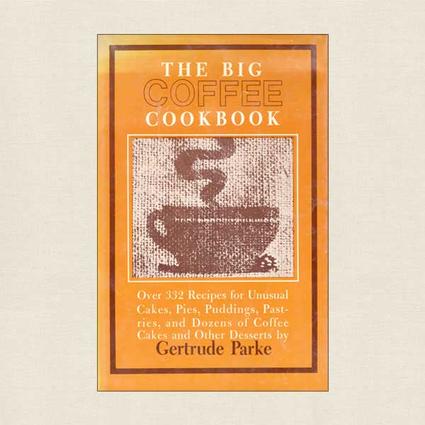 Big Coffee Cookbook