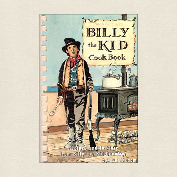 Billy the Kid Cookbook