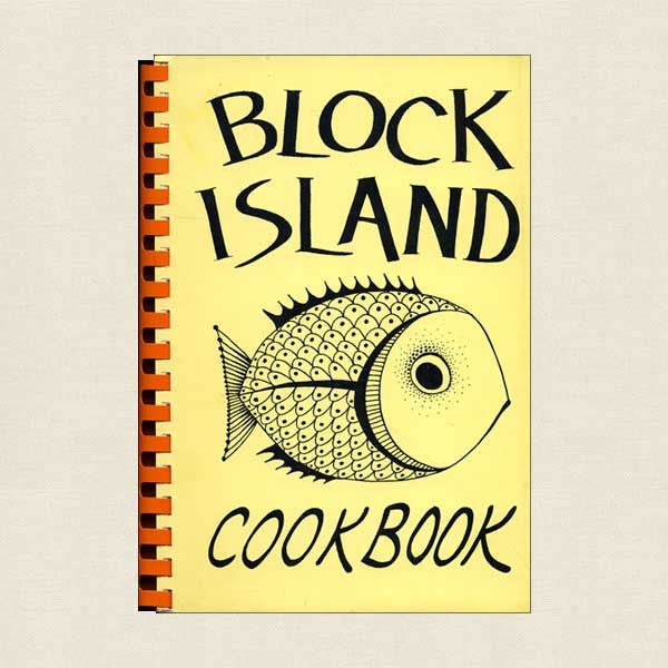 Block Island Cookbook: First Baptist Church