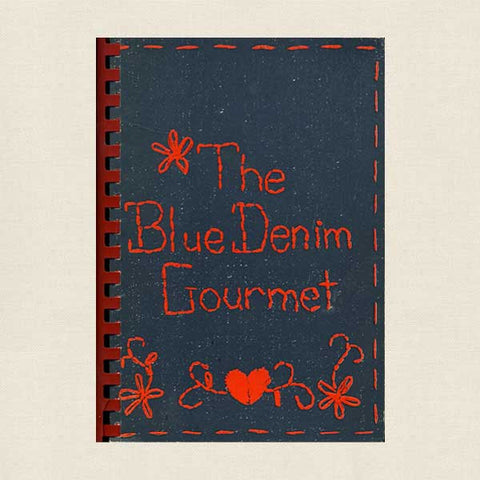 The Blue Denim Gourmet: Junior League of Odessa Cookbook