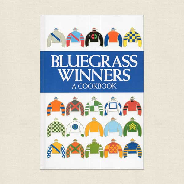 Bluegrass Winners Cookbook - Garden Club of Lexington, Kentucky
