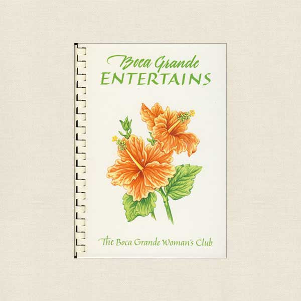 Boca Grande Entertains Cookbook - Woman's Club
