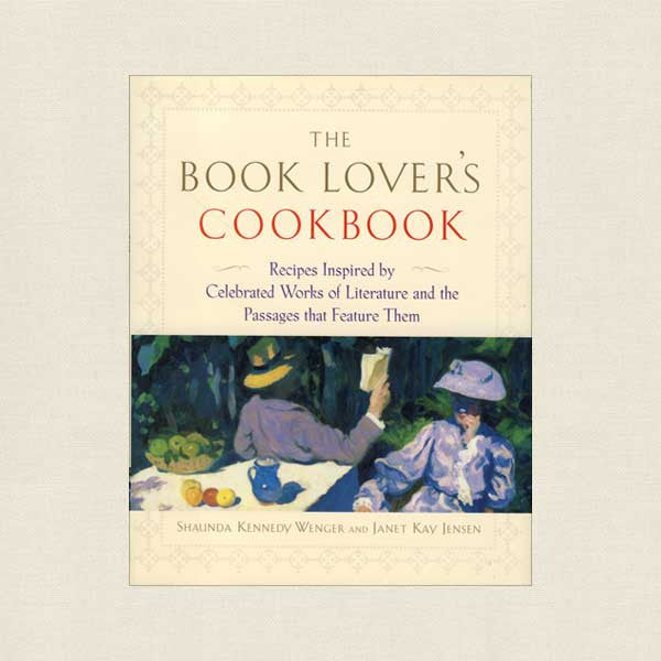 Book Lover's Cookbook