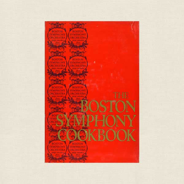 Boston Symphony Cookbook