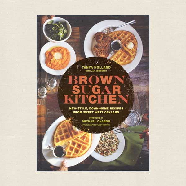 Brown Sugar Kitchen Cookbook Oakland California Restaurant