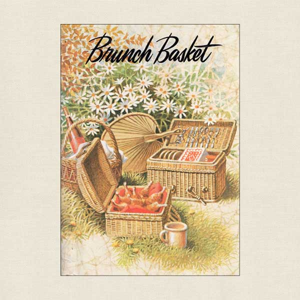Brunch Basket Junior League Rockford Cookbook
