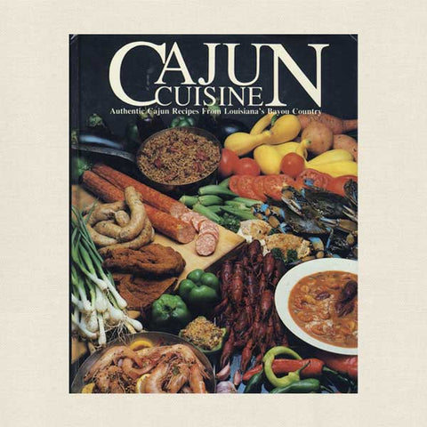 Community and regional cookbooks cookbook village for Authentic cajun cuisine