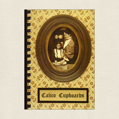 Calico Cupboards: Benton Junior Auxiliary Cookbook, Arkansas