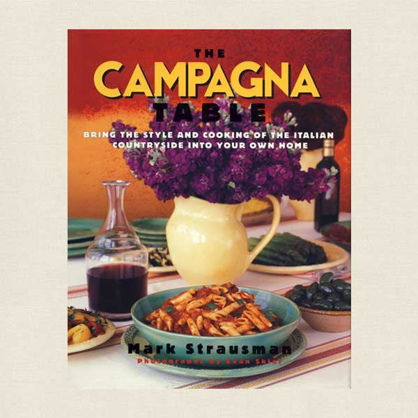 Campagna Table Cookbook - New York City Italian Restaurant