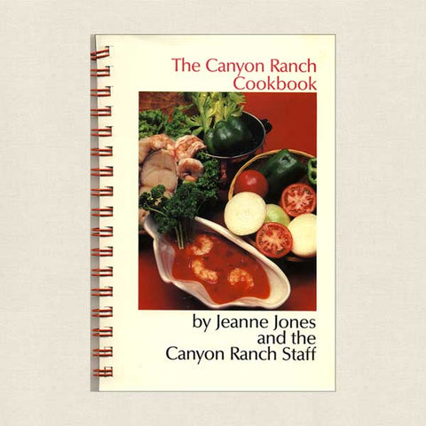 Canyon Ranch Cookbook