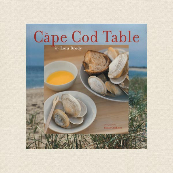 Cape Cod Table Cook Book