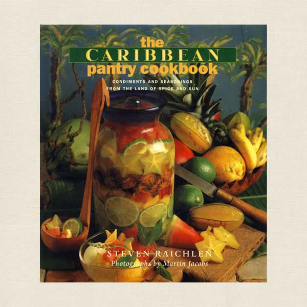 The Caribbean Pantry Cookbook