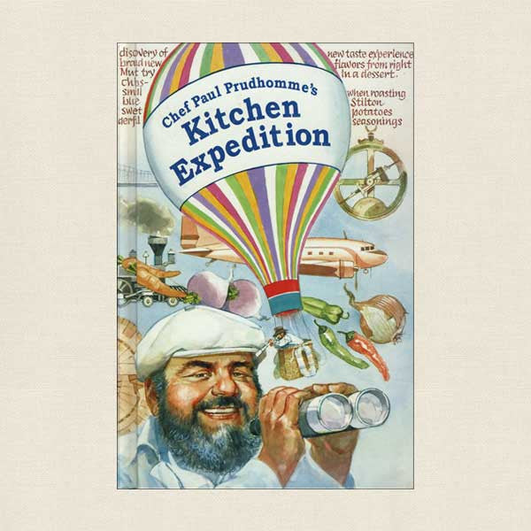 Chef Paul Prudhomme's Kitchen Expedition
