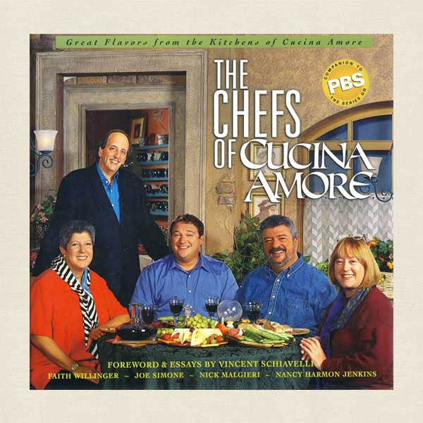 Chefs of Cucina Amore Cookbook