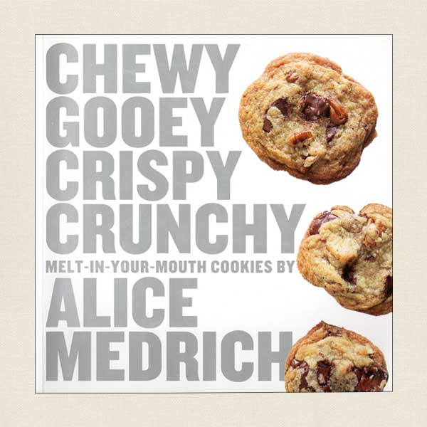 Chewy, Gooey, Crispy, Crunchy Melt-In-Your-Mouth Cookies