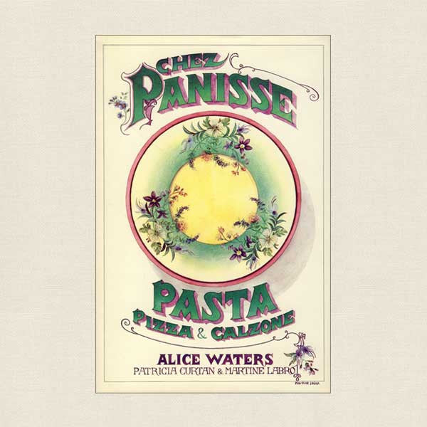 Chez Panisse Pasta Pizza and Calzone Cookbook