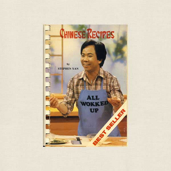 Chinese Recipes Cookbook - Stephen Yan
