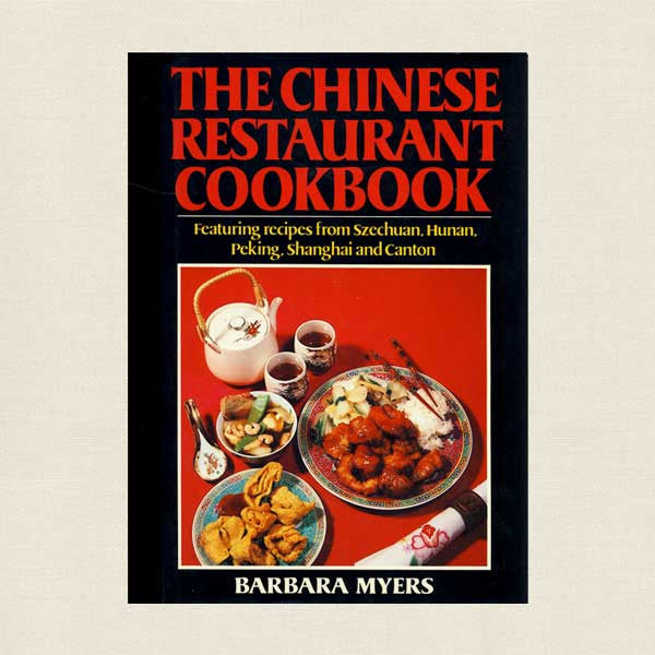 The Chinese Restaurant Cookbook