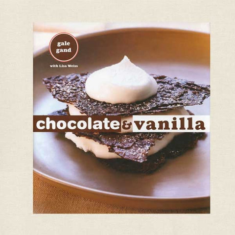 Chocolate and Vanilla Cookbook
