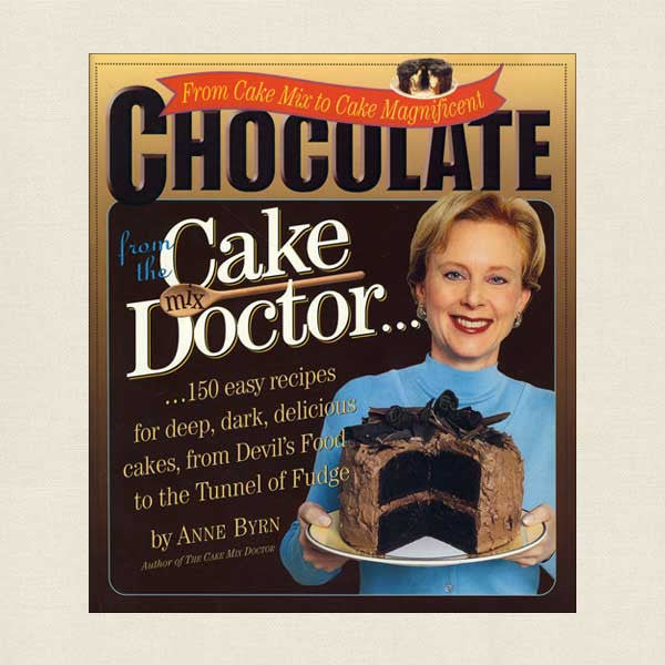 what can i bring cookbook cake mix doctor