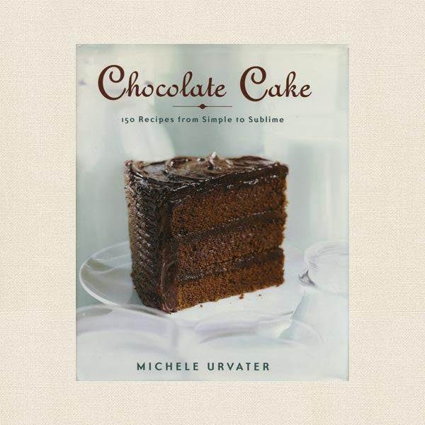Chocolate Cake Cookbook