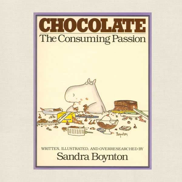 Chocolate The Consuming Passion Cookbook