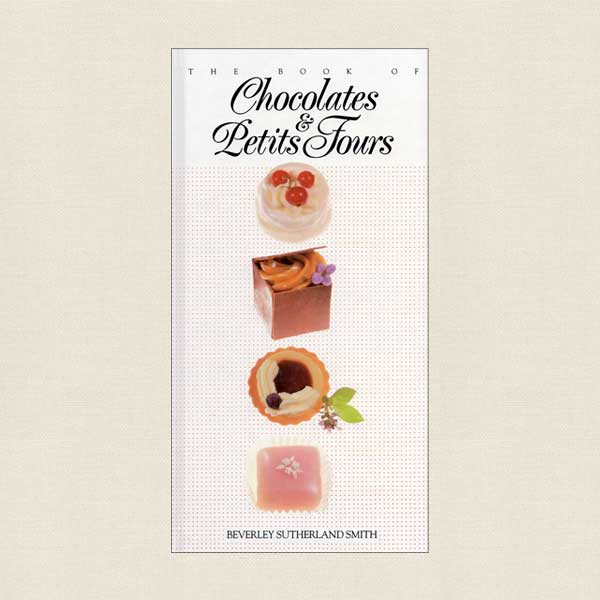 Book of Chocolates and Petits Fours