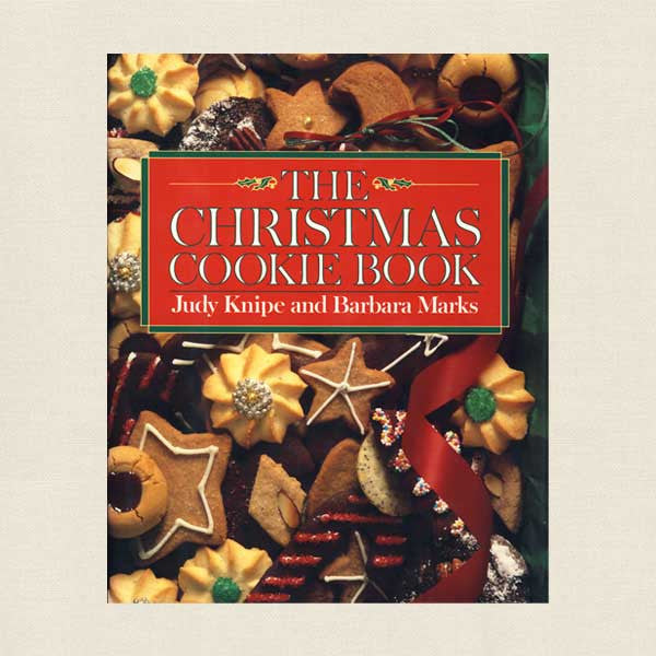 Christmas Cookie Book - Holiday Cookbook