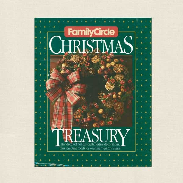 Family Circle Christmas Treasury Cookbook