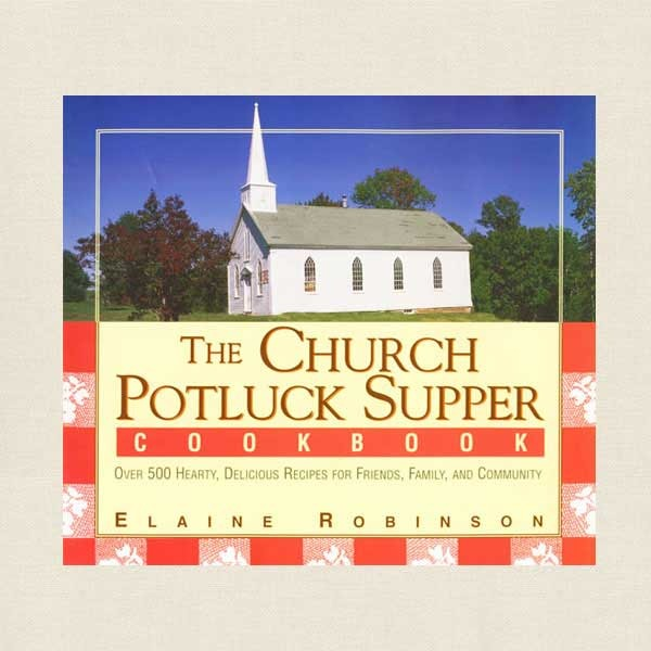 Church Potluck Supper Cookbook