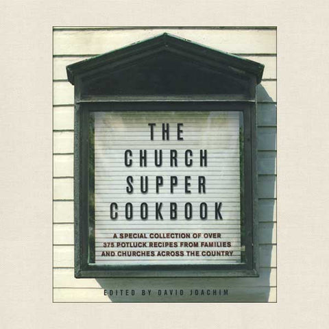 Church Supper Cookbook