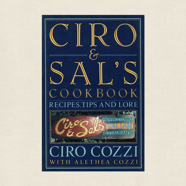Ciro and Sal's Cookbook