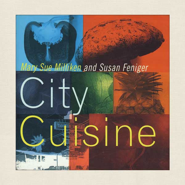 City Cuisine Cookbook
