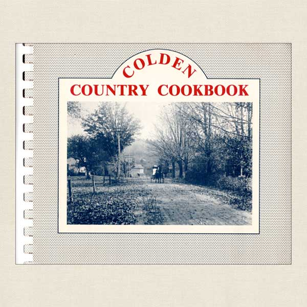 Colden Country Cookbook