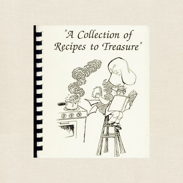 Order of the Eastern Star Granada Hills Cookbook - Collection of Recipes to Treasure