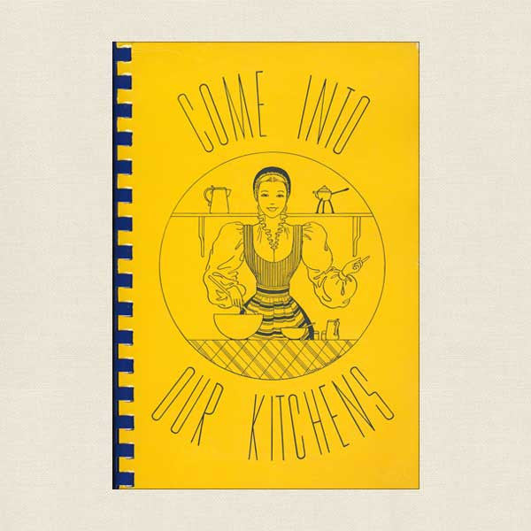 North Park Covenant Church Cookbook Chicago - Swedish