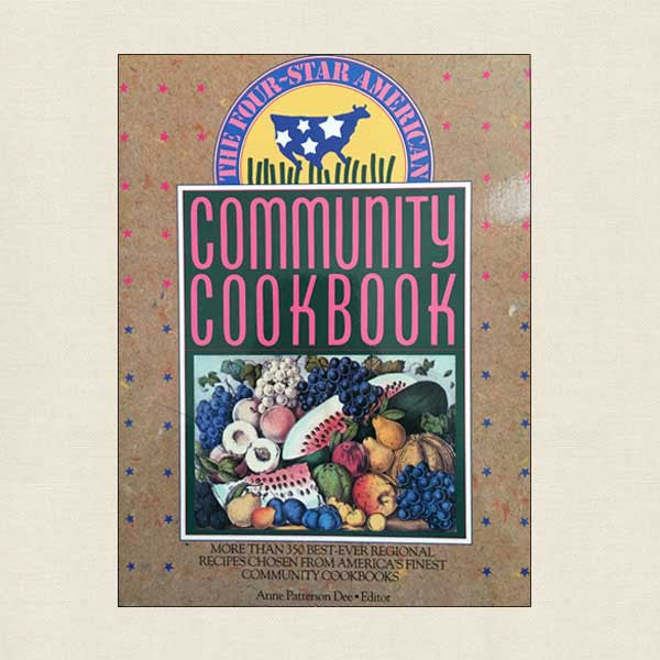 The Four-Star American Community Cookbook